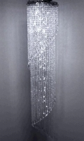 Rental store for Beaded Chandelier in  North Carolina