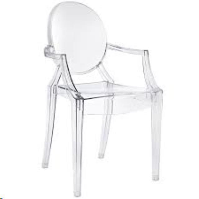 Rent Chair - Ghost