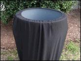 Rent Linen - Trash Can Cover