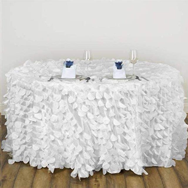 Rent Linen - Petal Design