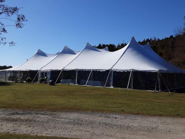 Rent Tents Pole