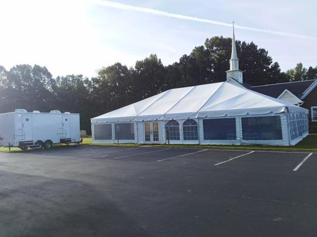 Rent Tent Sidewall